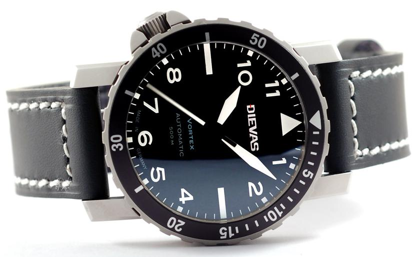 Dievas watches divers classic watches for Vortix watches
