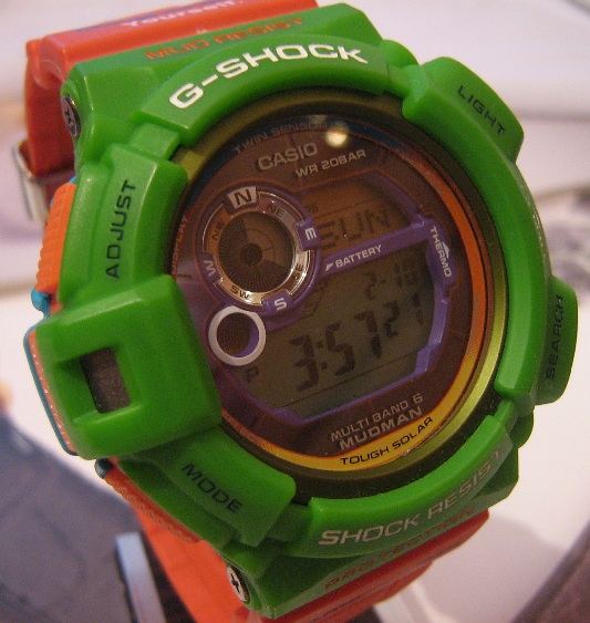 Casio G Shock Mudman Love The Sea & The Earth
