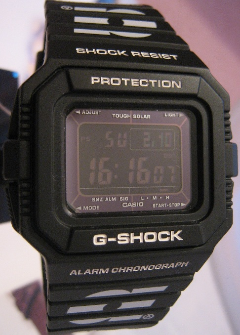 Casio G Shock alife Limited Edition