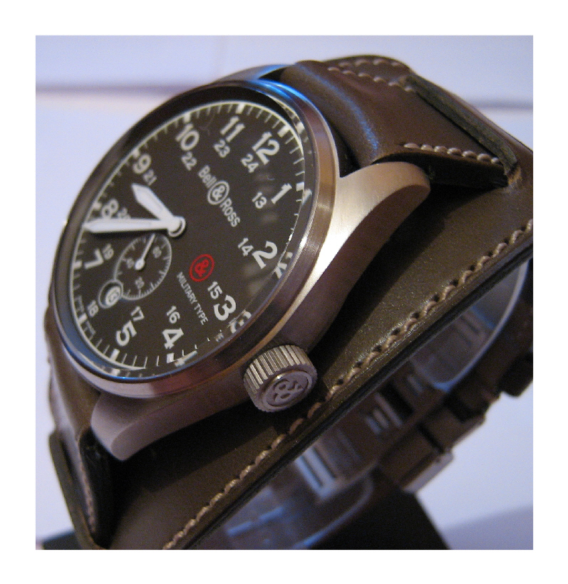 Bell & Ross Vintage Military Type 123 Automatic Watch